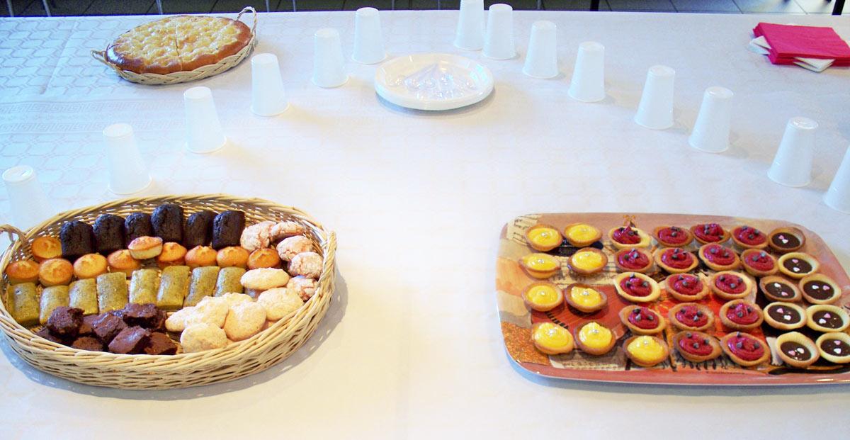 Buffet sucré pour fête - EmilieRamèneSaFraise