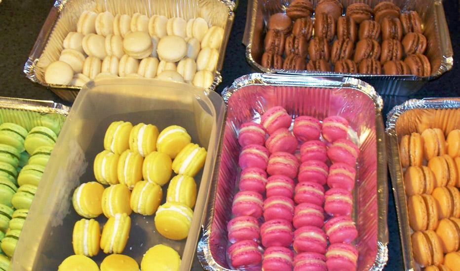 Assortiments de macarons N°2 - EmilieRamèneSaFraise