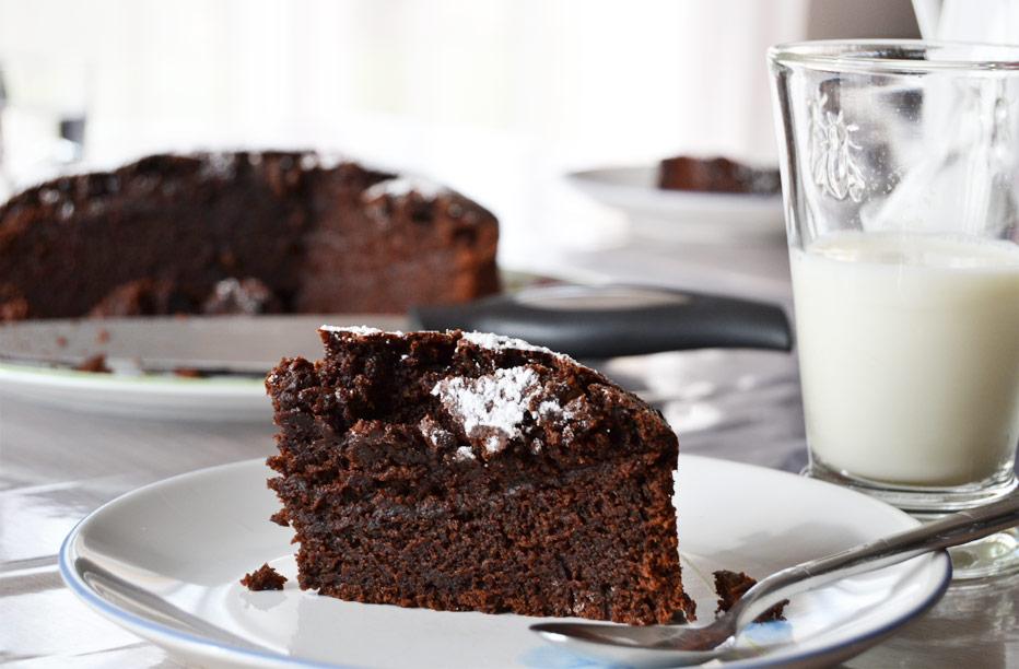 Le Mississipi Mud Cake ou la bombe au chocolat !