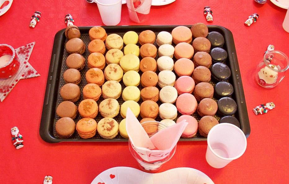 Assortiments de macarons N°3 - EmilieRamèneSaFraise