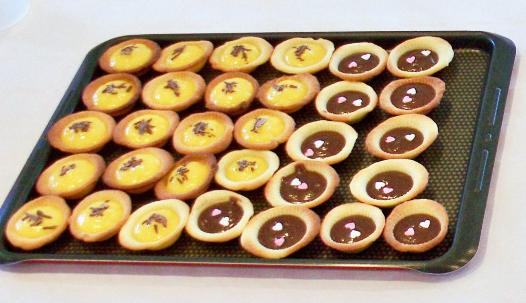 Mini-tartelettes aux carambars