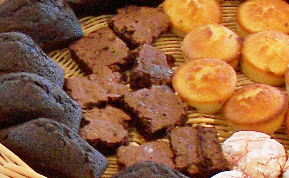 Brownie au chocolat - EmilieRamèneSaFraise