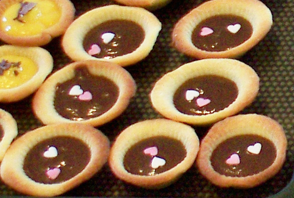 Mini-tartelettes aux carambars - EmilieRamèneSaFraise