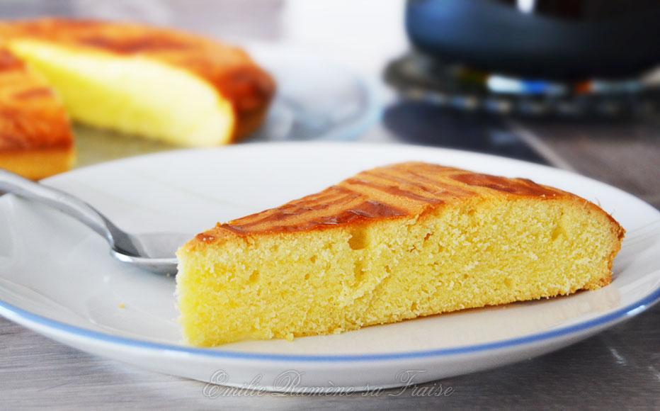 Le délicieux gâteau breton