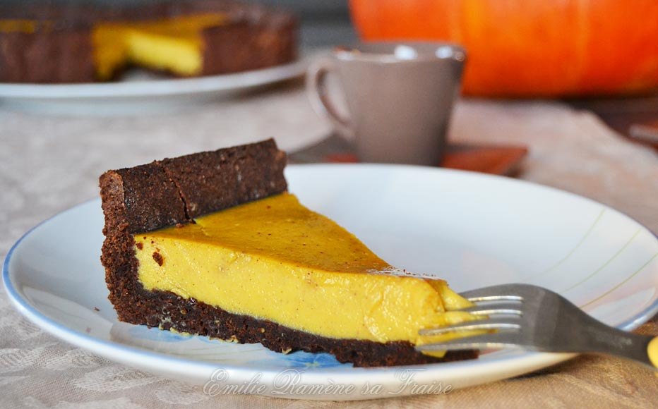 La Pumpkin Pie