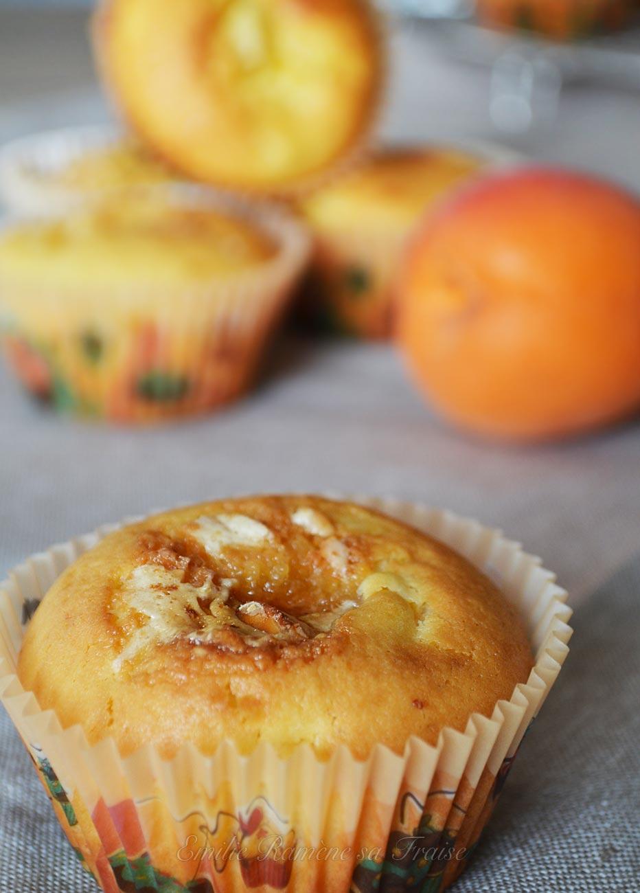 Extra-moelleux abricots, mascarpone et nougat